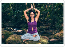 Holistic Ayurvedic Yoga and Meditation in Peru's Amazon Rainforest