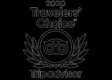 TripAdvisor: Logo certificate of excellence