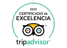 TripAdvisor: Logo certificado de excelencia