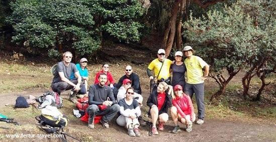 Inca Trail small group tours - Fertur Peru Travel